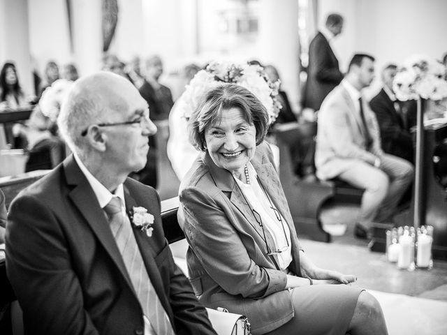 Il matrimonio di Hugues e Edith a Udine, Udine 28