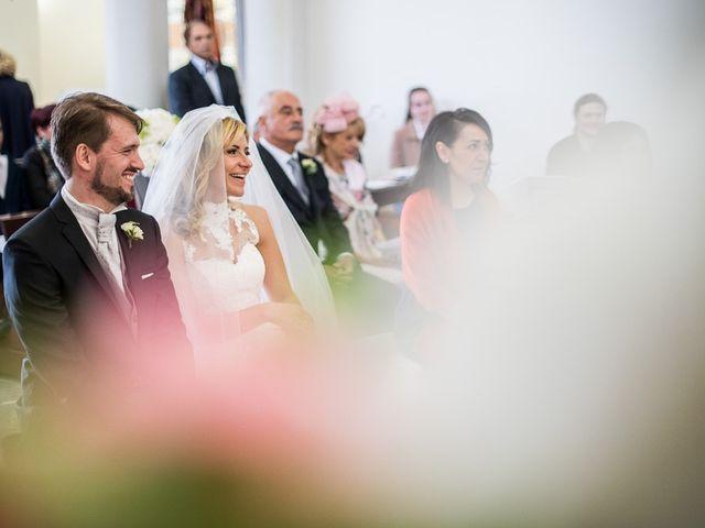 Il matrimonio di Hugues e Edith a Udine, Udine 30