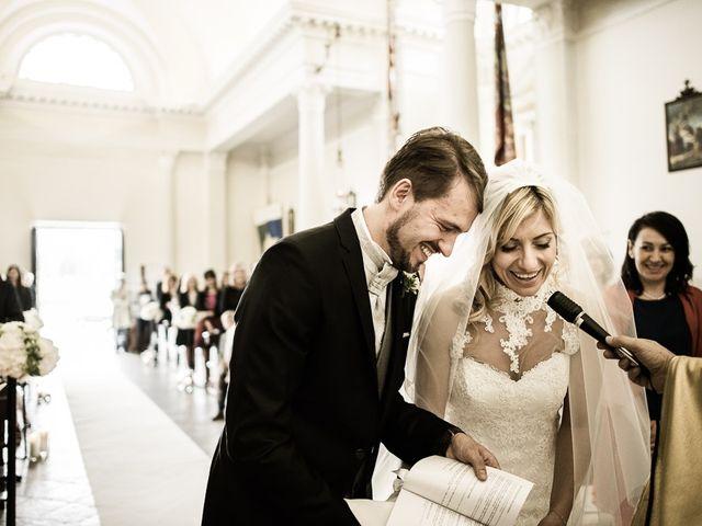 Il matrimonio di Hugues e Edith a Udine, Udine 31