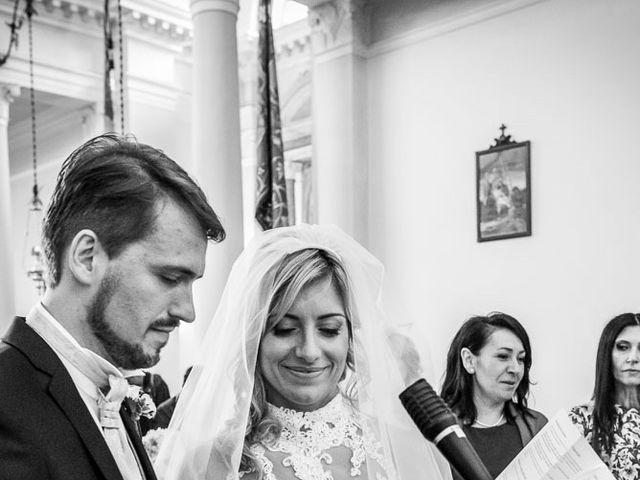 Il matrimonio di Hugues e Edith a Udine, Udine 32