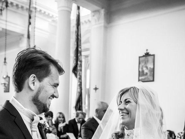 Il matrimonio di Hugues e Edith a Udine, Udine 33
