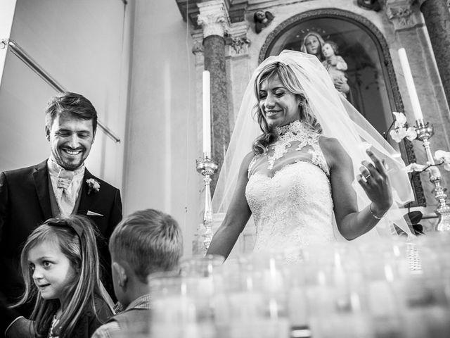 Il matrimonio di Hugues e Edith a Udine, Udine 35