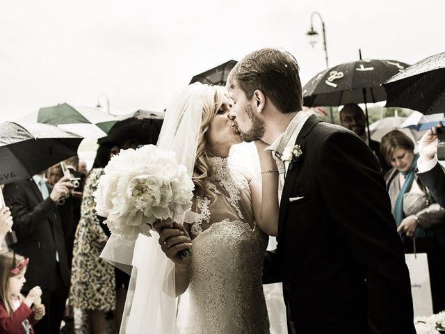 Il matrimonio di Hugues e Edith a Udine, Udine 40