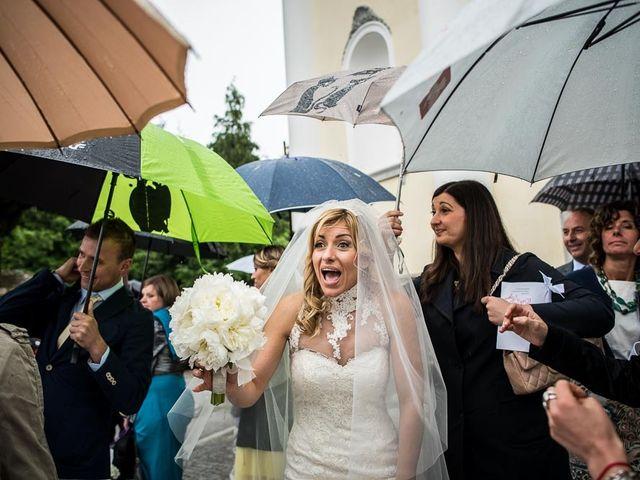 Il matrimonio di Hugues e Edith a Udine, Udine 46