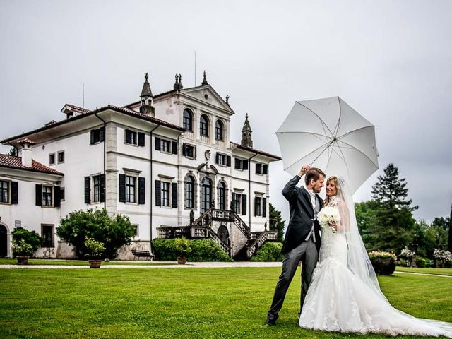 Il matrimonio di Hugues e Edith a Udine, Udine 50