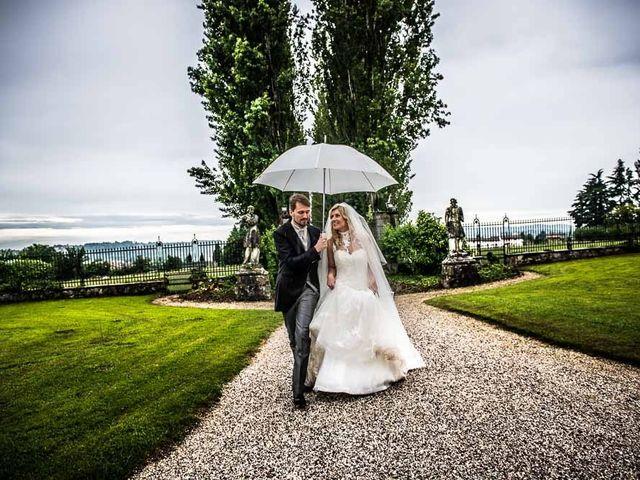 Il matrimonio di Hugues e Edith a Udine, Udine 52