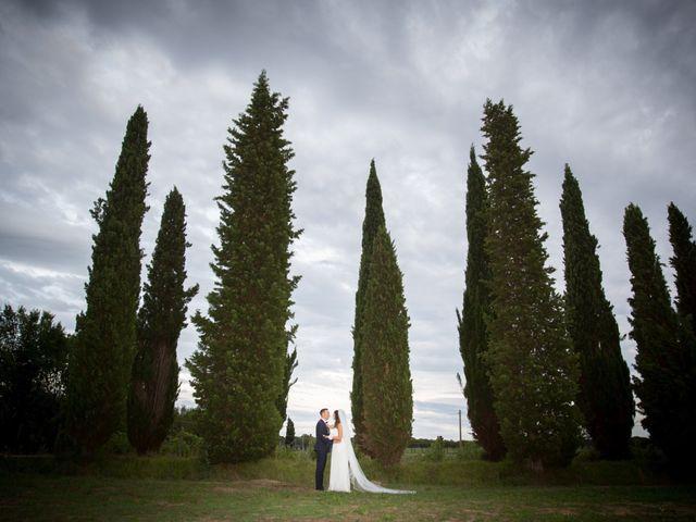 Il matrimonio di Matilde e Cristiano a Pistoia, Pistoia 1