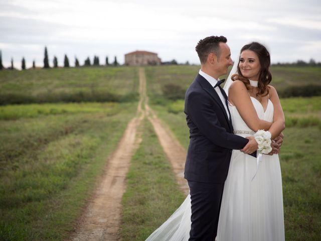 Il matrimonio di Matilde e Cristiano a Pistoia, Pistoia 2