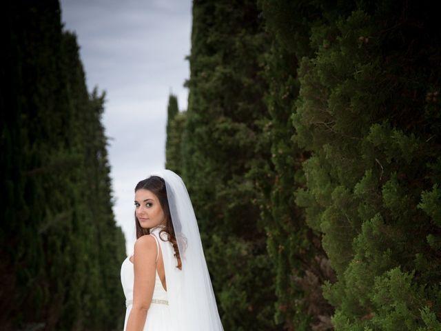 Il matrimonio di Matilde e Cristiano a Pistoia, Pistoia 3