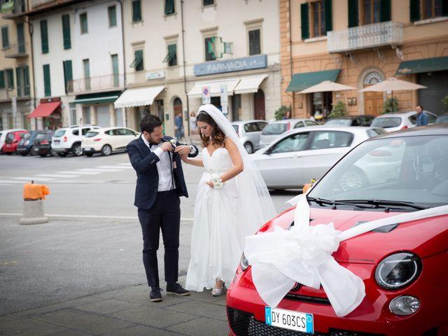 Il matrimonio di Matilde e Cristiano a Pistoia, Pistoia 13