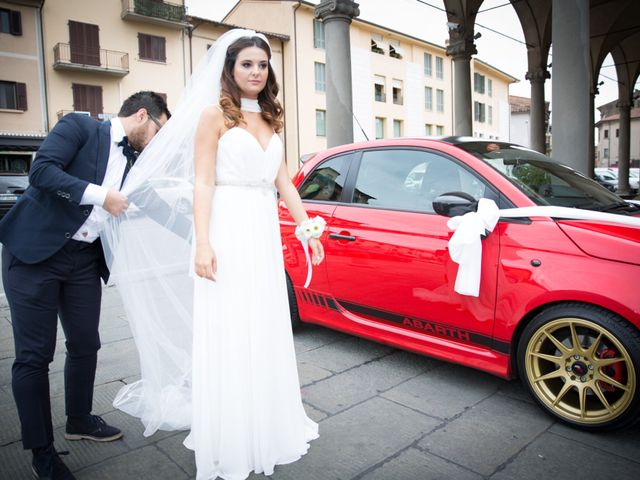 Il matrimonio di Matilde e Cristiano a Pistoia, Pistoia 14