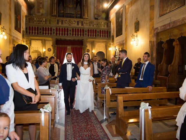 Il matrimonio di Matilde e Cristiano a Pistoia, Pistoia 16