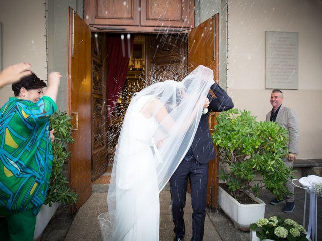 Il matrimonio di Matilde e Cristiano a Pistoia, Pistoia 17