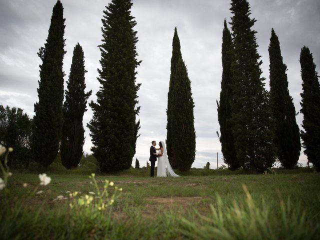 Il matrimonio di Matilde e Cristiano a Pistoia, Pistoia 19