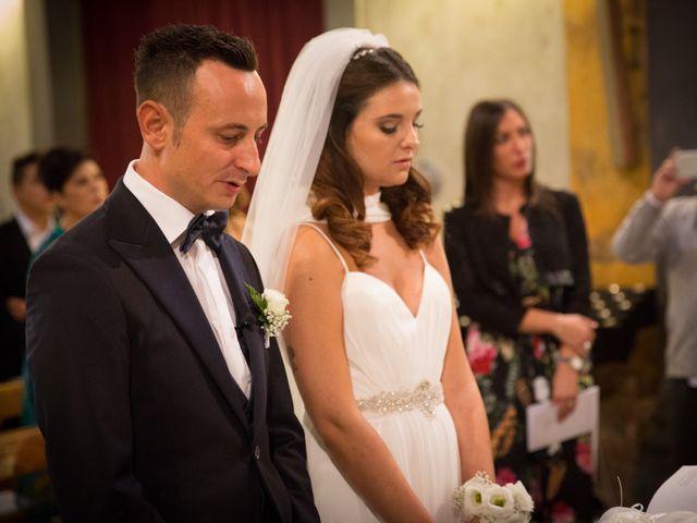 Il matrimonio di Matilde e Cristiano a Pistoia, Pistoia 36
