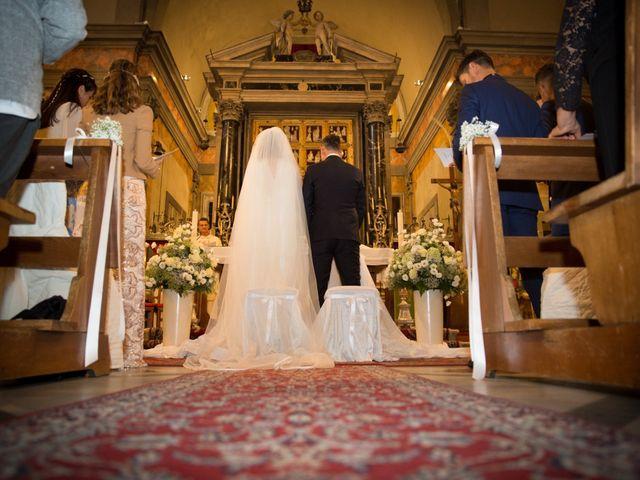 Il matrimonio di Matilde e Cristiano a Pistoia, Pistoia 46