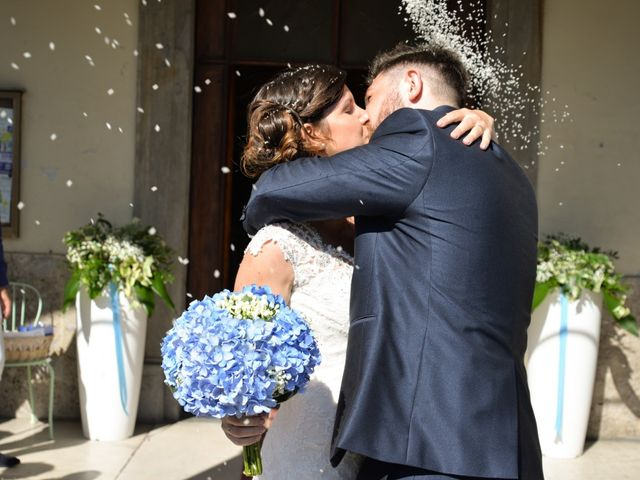 Le nozze di Manuela e Giorgio
