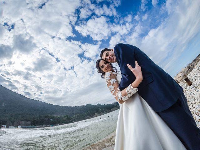 Il matrimonio di Matteo e Noemi a Ancona, Ancona 8