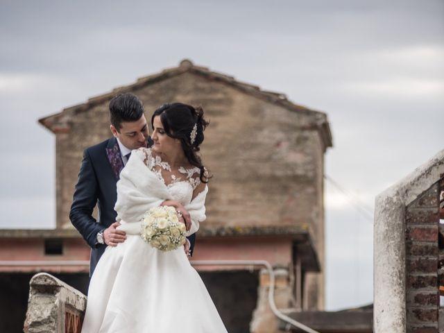 Il matrimonio di Matteo e Noemi a Ancona, Ancona 31