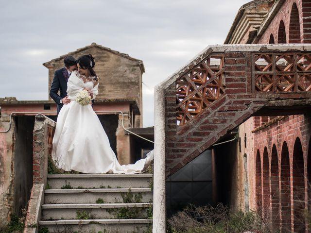 Il matrimonio di Matteo e Noemi a Ancona, Ancona 32
