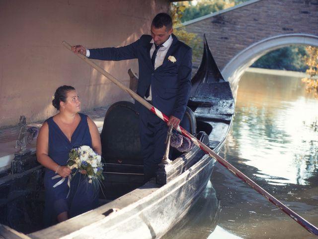 le nozze di Katiuscia e Edoardo