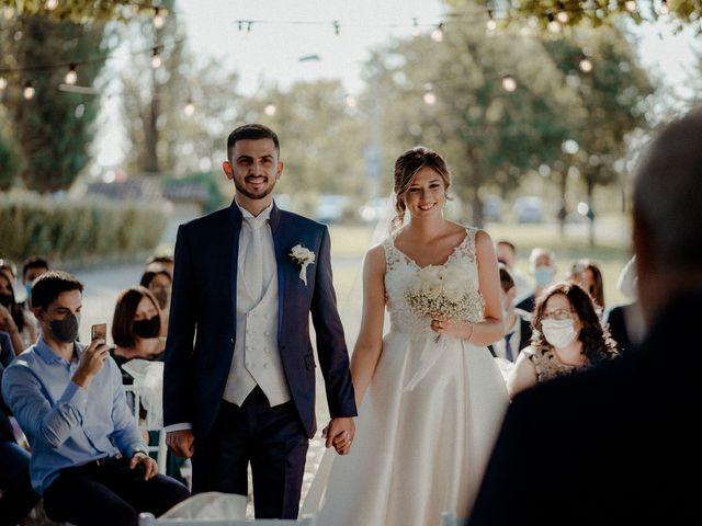 Il matrimonio di Alma e Emir a Modena, Modena 61