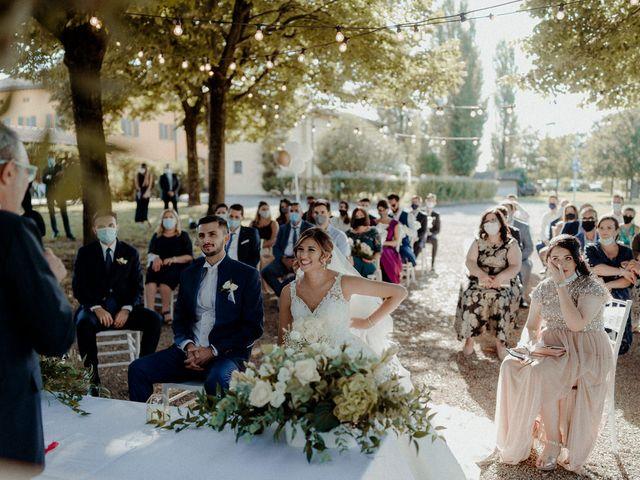 Il matrimonio di Alma e Emir a Modena, Modena 63