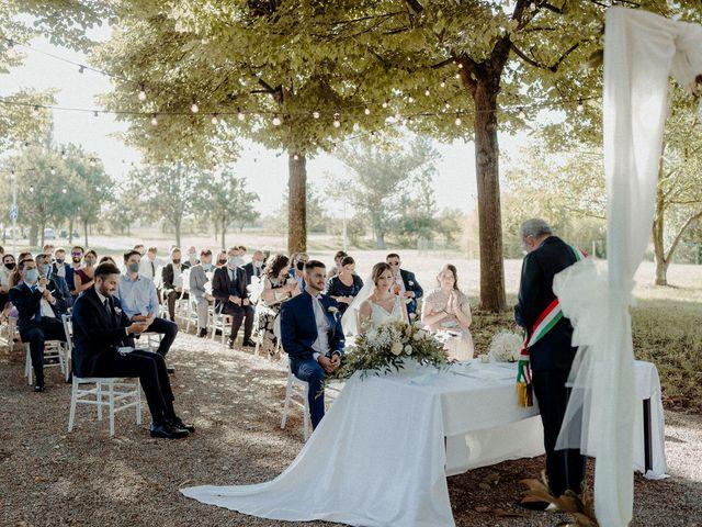Il matrimonio di Alma e Emir a Modena, Modena 69