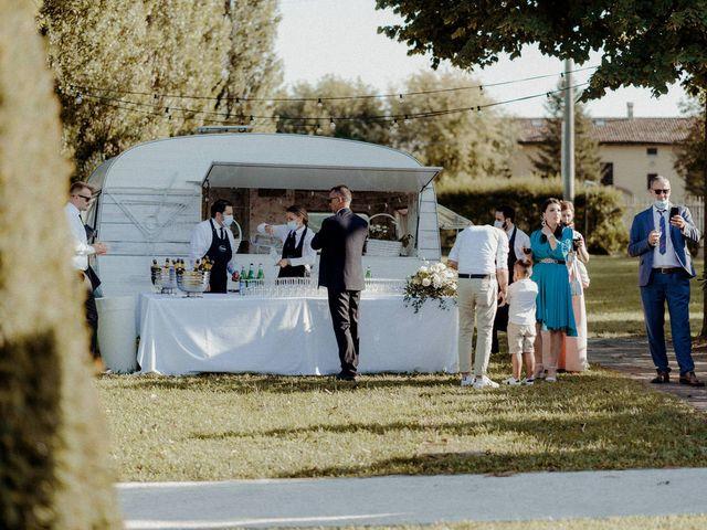 Il matrimonio di Alma e Emir a Modena, Modena 76