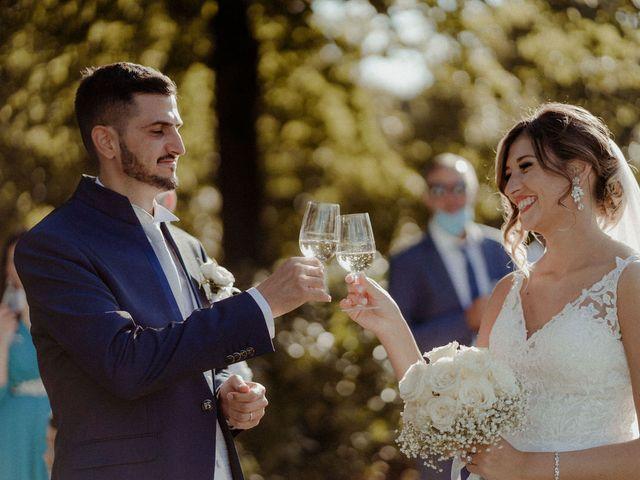 Il matrimonio di Alma e Emir a Modena, Modena 77