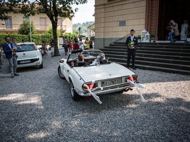 Il matrimonio di Matteo e Stefania a Mapello, Bergamo 21