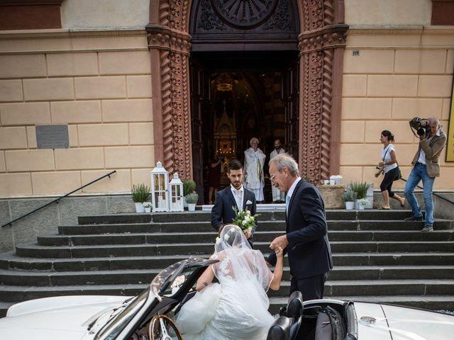 Il matrimonio di Matteo e Stefania a Mapello, Bergamo 22