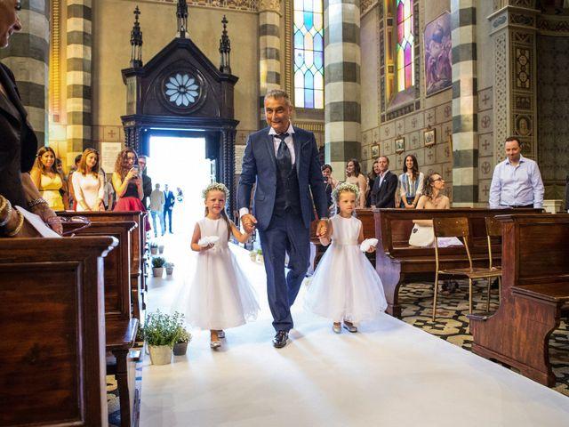 Il matrimonio di Matteo e Stefania a Mapello, Bergamo 24