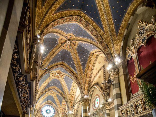 Il matrimonio di Matteo e Stefania a Mapello, Bergamo 35