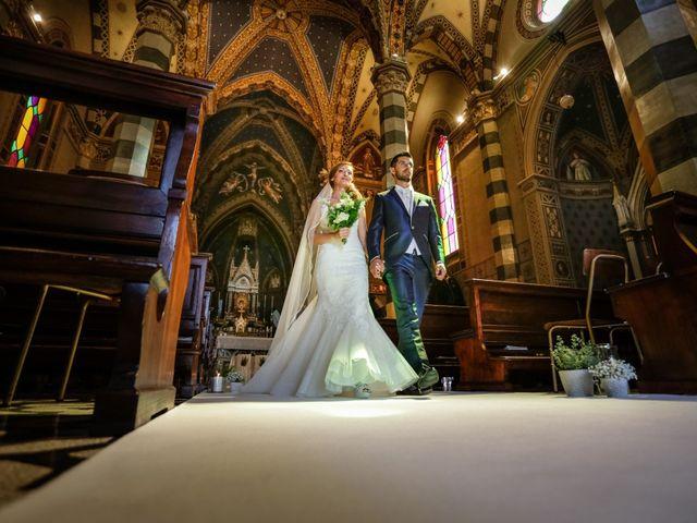 Il matrimonio di Matteo e Stefania a Mapello, Bergamo 37