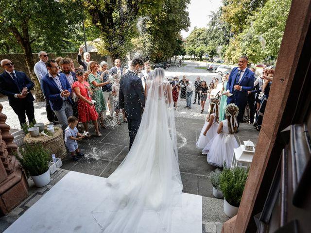 Il matrimonio di Matteo e Stefania a Mapello, Bergamo 38