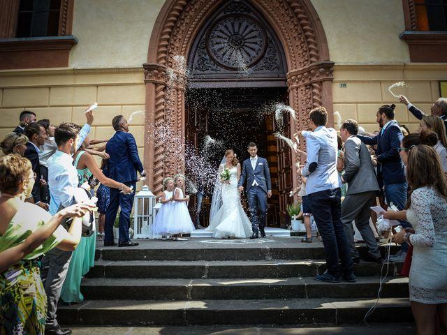 Il matrimonio di Matteo e Stefania a Mapello, Bergamo 39
