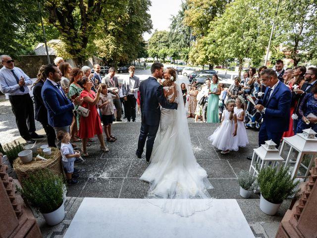Il matrimonio di Matteo e Stefania a Mapello, Bergamo 41