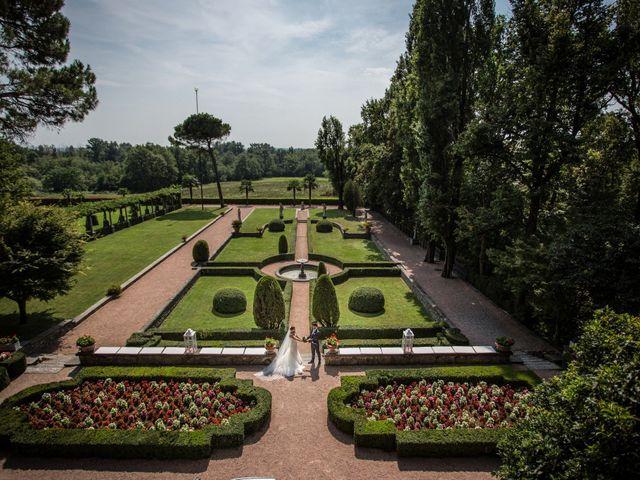 Il matrimonio di Matteo e Stefania a Mapello, Bergamo 45