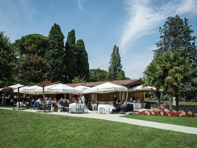 Il matrimonio di Matteo e Stefania a Mapello, Bergamo 47