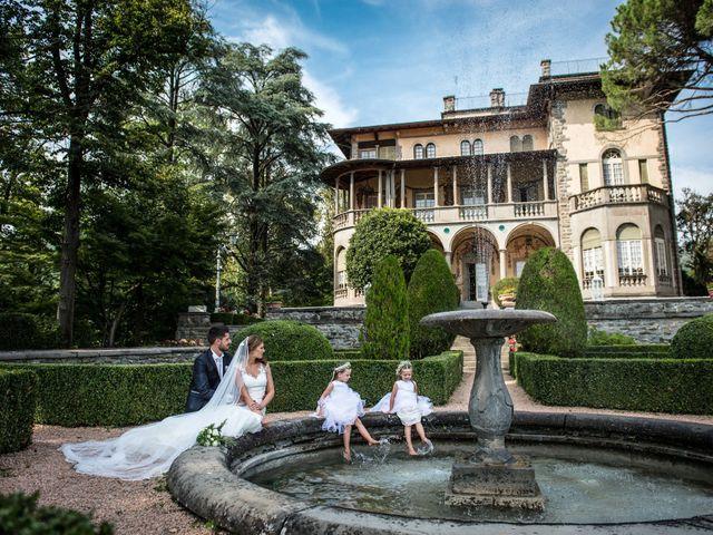 Il matrimonio di Matteo e Stefania a Mapello, Bergamo 64