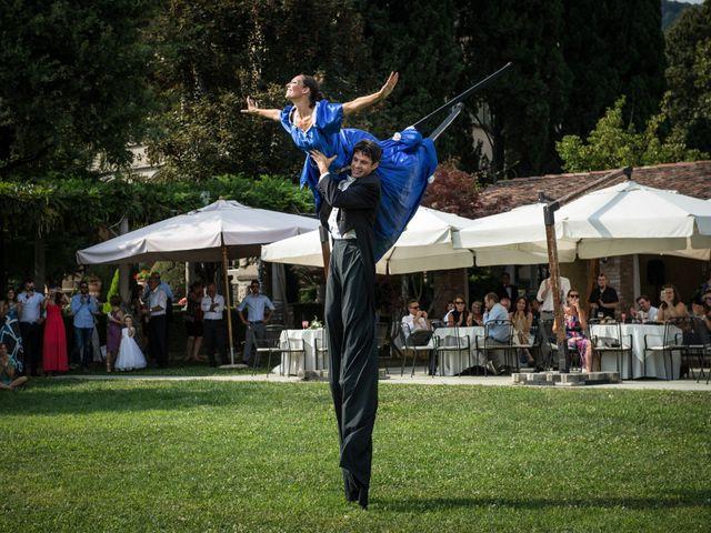 Il matrimonio di Matteo e Stefania a Mapello, Bergamo 72