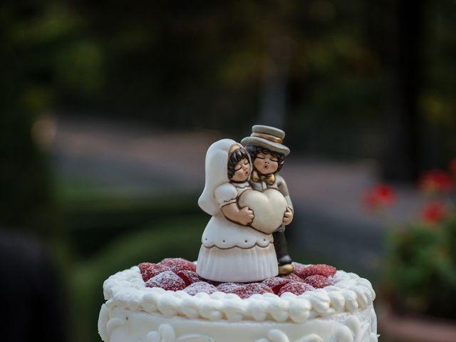 Il matrimonio di Matteo e Stefania a Mapello, Bergamo 74