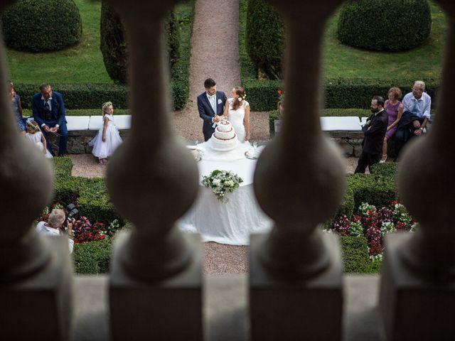 Il matrimonio di Matteo e Stefania a Mapello, Bergamo 75