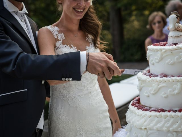 Il matrimonio di Matteo e Stefania a Mapello, Bergamo 76