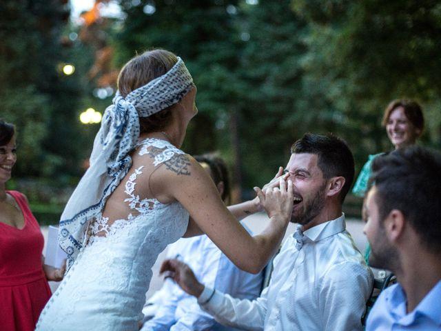 Il matrimonio di Matteo e Stefania a Mapello, Bergamo 83