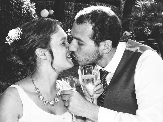 Le nozze di Joanna e Fabio