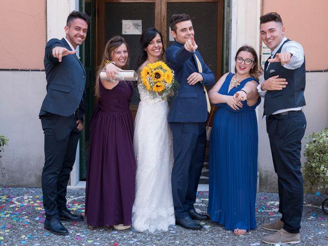 Il matrimonio di Andrea e Sonia a Recco, Genova 1