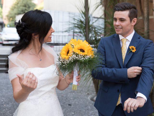 Le nozze di Sonia e Andrea