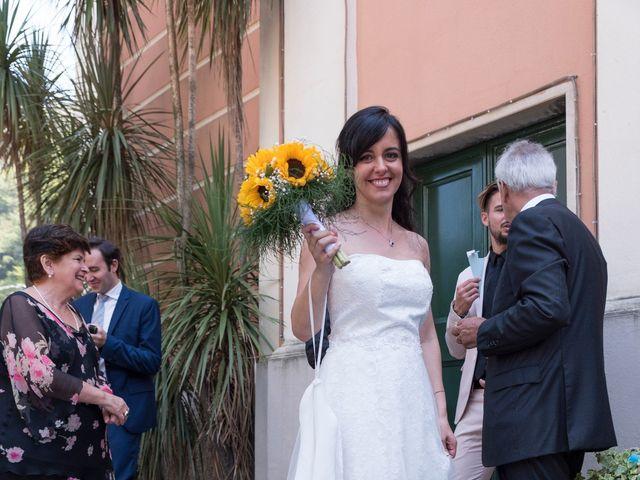 Il matrimonio di Andrea e Sonia a Recco, Genova 12